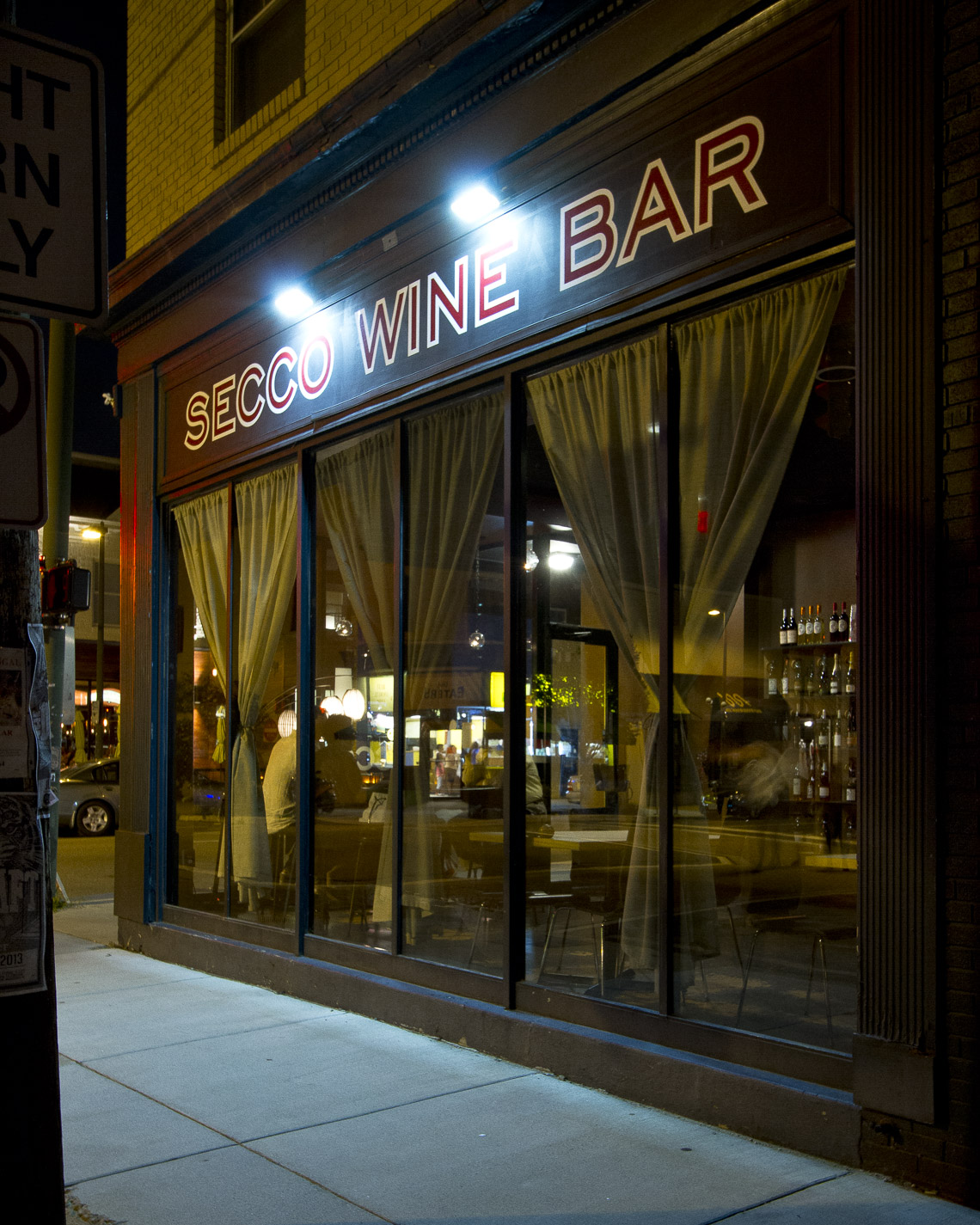 Secco Wine Bar